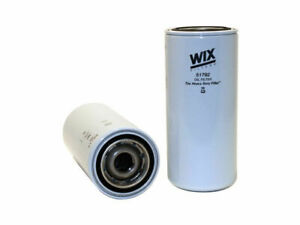 For 1987 White WX Oil Filter WIX 98859RR 14.6L 6 Cyl Turbocharged DIESEL