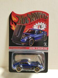 Hot Wheels Redline Club RLC 2018 Selections Custom '72 Datsun 240Z 4018/20000