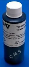 EK Industries Toluidine Blue Stain Solution 1% W/V in 20% Ethanol 4oz 125mL EKI