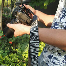Vintage Camera Strap Neck Shoulder Strap Belt- Nikon Canon Panasonic Sony DSLR