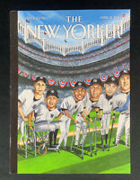 COVER ONLY ~ The New Yorker Magazine, April 8, 2013 ~ Mark Ulriksen