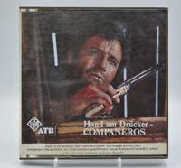 "Ufa Super 8 Film ""Hand am Drücker- Companeros"" Anthony Steffens 128m s/w Tonfilm"