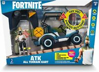 Fortnite ATK Vehicle & Remote Control with Drift Figure Set All Terrain Kart Toy