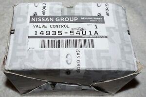 Genuine Nissan Vapor Canister Purge Valve Solenoid 14935-54U1A For Nissan NEW