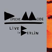 DEPECHE MODE - LIVE IN BERLIN SOUNDTRACK 2 CD NEU