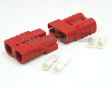 Anderson 6331G1 Two Pole Power Connectors 6 AWG 50 Amps