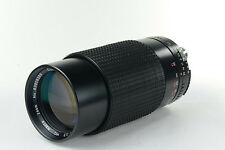 T568 - Albinar ADG 80-200mm f/3.5 MC AI macro Nikon Mount MF Lenses -Very Good