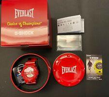 Casio G-Shock Mens Watch GBA-800EL-4AER Everlast Steptracker Limited New Origina