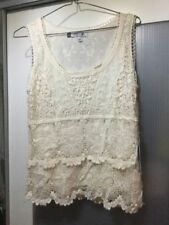 Lace Floral T-Shirts for Women
