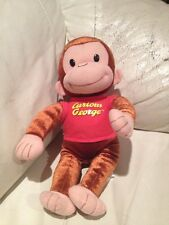 2005 Kellytoy Curious George Plush Stuffed Animal