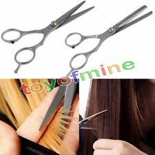 """6 """"Cutting Professional Barber cheveux clairsemés Set ciseaux de coiffure"""