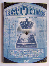 BEAT KINGS - THE HISTORY OF HIP HOP - MATHEMATICS - DVD NEUF ET EMBALLE -