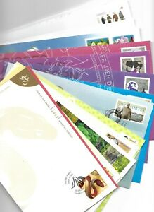 Canada Post FDC collection 2013
