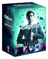 GRIMM THE COMPLETE SERIES  SEASONS 1 2 3 4 5 6 DVD BOXSET 33 DISCS 1-6  REGION 4