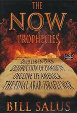 THE NOW PROPHECIES - DVD by Bill Salus, 2016.  **BRAND NEW**
