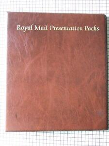 Royal Mail Presentation pack album