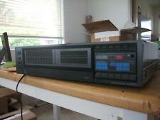 Rare Classic Sony SEQ-555ES 10 Band Graphic Equalizer!