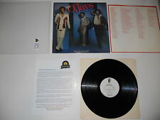The O' Jays Identify Yourself 1st 1979 WL PROMO EXC Analog ULTRASONIC CLEAN