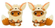 [Japan Okinawa Pokemon Store Limited] Arcanine Poncho's Eevee 2set [Vary Rare]