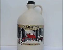 Pure VT maple syrup