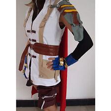 Brand new Final Fantasy XIII Lightning Halloween Cosplay Costume size L
