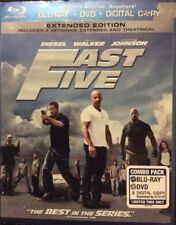 Fast Five (Blu Ray, No Digital Copy)