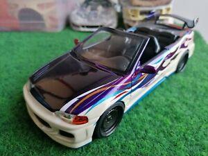 1:18 Honda Civic Cabrio Umbau Tuning