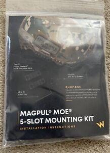Magpul M.O.E. 5 Slot Team Wendy Mounting Kit