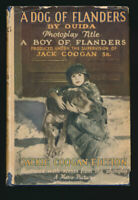 Photoplay Dog of Flanders Boy of Flanders 1924 First Edition + Dust Jacket