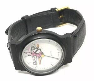 Energizer Battery Advertising Character Watch with Moving Bunny