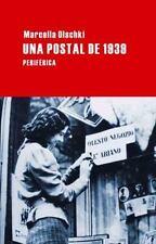 UNA POSTAL DE 1939 - OLSCHKI, MARCELLA/ CARROBLES, JULIO (TRN) - NEW BOOK