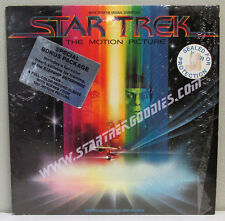 """Record Album """"Star Trek: The Motion Picture"""" Movie Soundtrack with Color Insert!"""