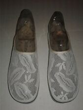 Vintage Jantzen women's slide sneakers sz 7m Euc