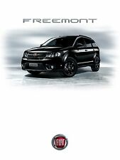 Fiat Freemont  MY 2016 10 / 2015 catalogue brochure no Dodge Journey