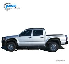 Extension Fender Flares Fits Toyota Tacoma 2005-2011 5 Ft Short Bed Textured