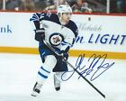 Josh Morrissey Signed 8×10 Photo Winnipeg Jets Autographed COA C