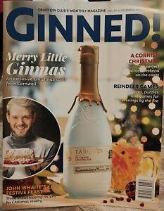 GINNED! MAGAZINE December 2018 Volume 50 Excellent Condition