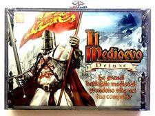 Il Medioevo Deluxe PC Nuevo New Sealed Precintado Retro Videojuego Videogame ITA