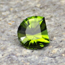 NATURAL UNTREATED TOURMALINE-ZAMBIA 1.27Ct FLAWLESS, BEAUTIFUL GEEN COLOR, VIDEO