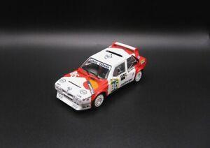 Lancia Delta S4, G.Trelles/M.Ortiz-Tallo, Spanische Rallye-Meisterschaft - 1:43