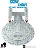 Eaglemoss Star Trek The Next Generation U.S.S. Enterprise NCC-1701-D XL Ship New