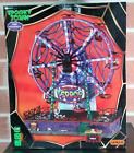 Lemax Web of Terror Ferris Wheel Spooky Town Halloween Spider 2021