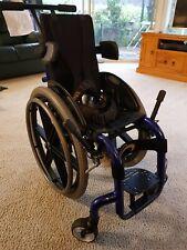 Sunrise Medical Zippie Zone Active Paediatric Rigid Frame Kids Wheelchair
