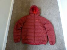 Jack Wolfskin Helium Down Jacket UK S Water Resistant Wind Proof Breathable