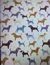 100/% Cotton FabricScottie Scotty Dog CheckFat Quarters Patchwork Masks