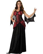 Morris Costumes Adult Women's Vampire Dress L. IC96002LG