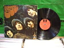 THE Beatles – Rubber Soul ' LP GOOD+ / VG Odeon – LSO 102 FRANCE MONO