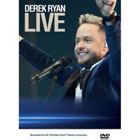 Derek Ryan Live DVD (2019) Derek Ryan cert E ***NEW*** FREE Shipping, Save £s