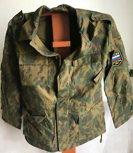 Russian Army Summer Jacket&pants AFGHANKA VSR-93 FLORA BUTAN 1990 dated SALE!