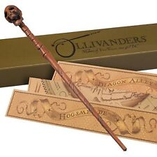 Universal Wizarding World Of Harry Potter Ollivander's Rowan Interactive Wand